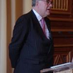 Professor John Rogister
