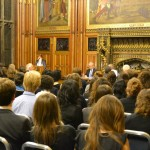 Event on Parliaments and University Cooperation – December 2011
